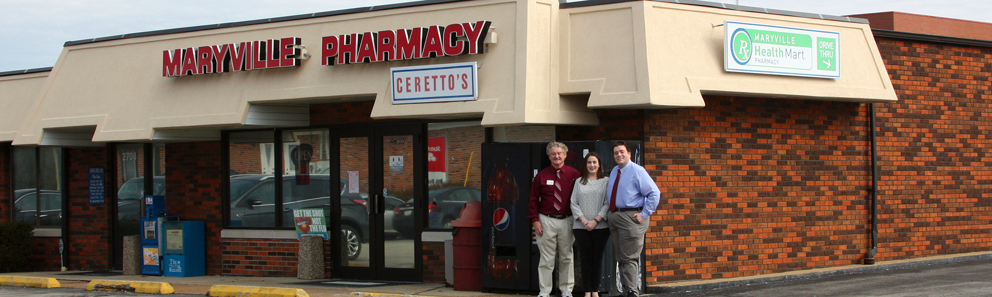 About Maryville IL Pharmacy